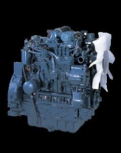 Motores kubota v3