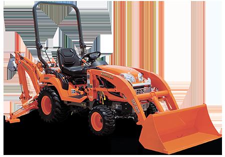 Tractor Kubota BX25D