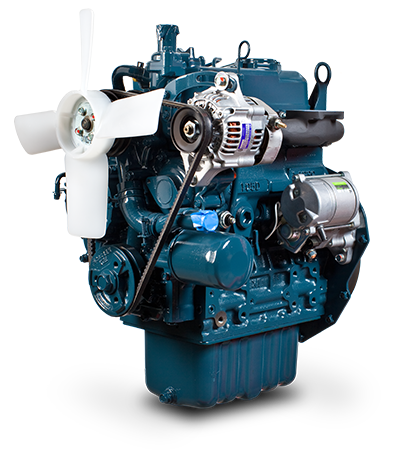 Motor Kubota-05-D1105-450