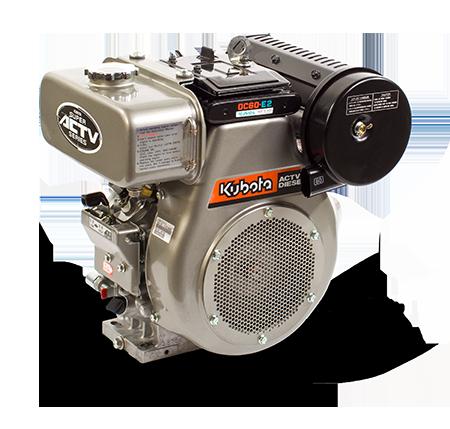 Motores Kubota Serie OC