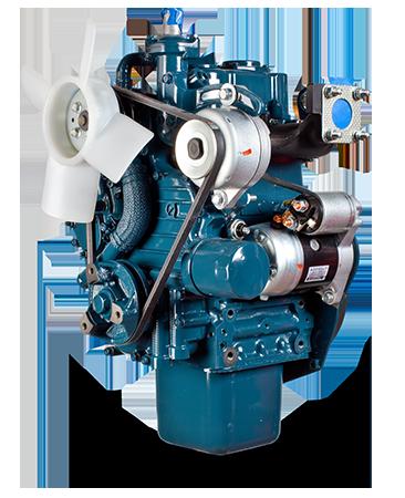 Motor Kubota-SuperMini-Z482-450