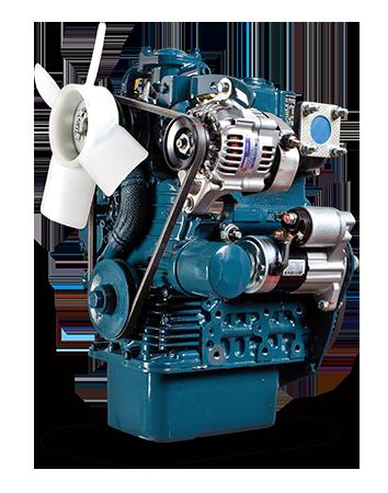 Motor Kubota-SuperMini-Z602-450