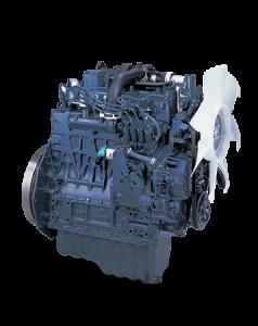 Motor Kubota-V1505-450