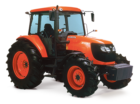 Tractor Kubota M135X