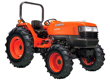 Tractor Kubota L4400