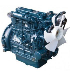 Motores Kubota serie 03