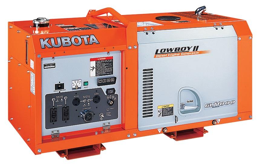 Generador Kubota GL11000