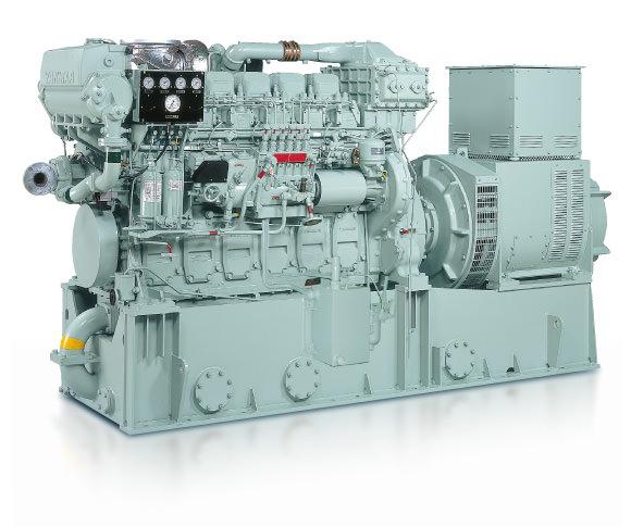 Generador Yanmar 250kw