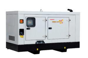 Generadores Yanmar serie YH diesel