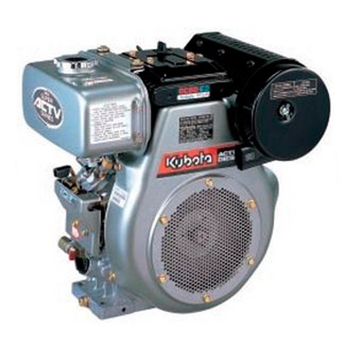 Kubota es la respuesta en motores Diésel