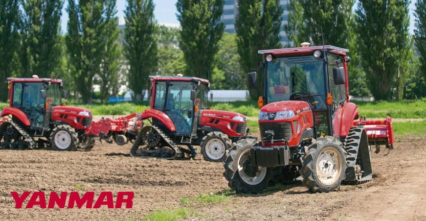 Tractores sin conductores impulsan la agricultura del futuro