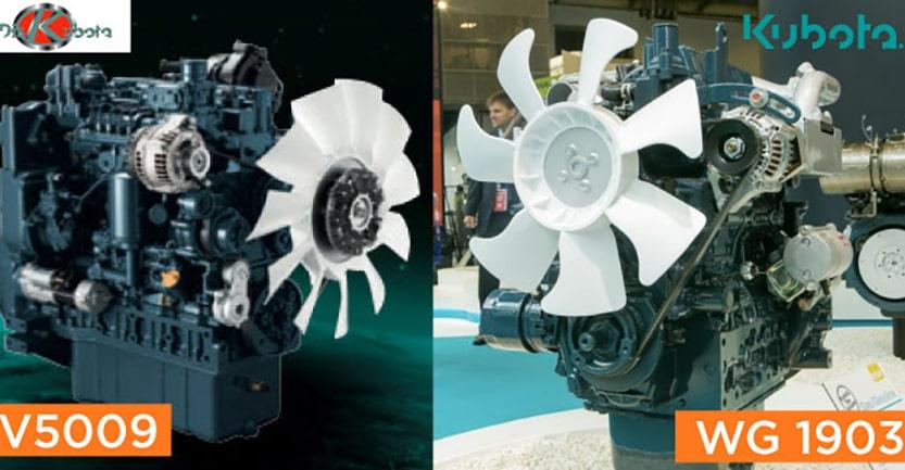 Las últimas innovaciones en motores Kubota