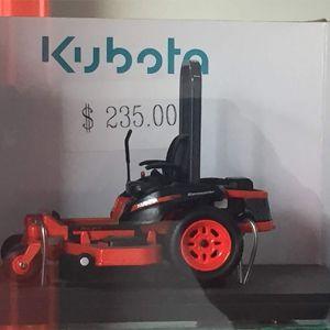 Cortacésped Kubota Kommander Zero