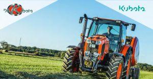 Kubota trae nuevas novedades en tractores