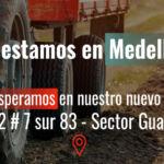 Nuevo local de Diskubota en Medellín